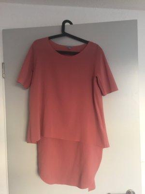 Lachsfarbenes Shirt - Größe 34