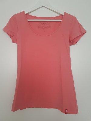 lachsfarbenes Tshirt von ESPRIT