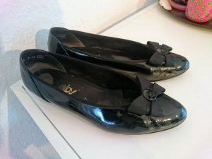 Gabor Ballerinas black