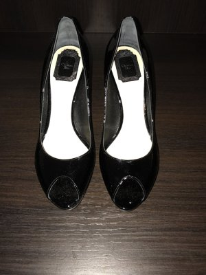 Lack Pumps von Christian Dior