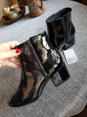 H&M Bottines noir