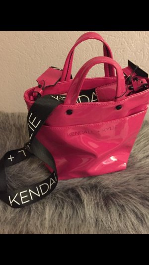 Kendall + Kylie Sac bandoulière rose