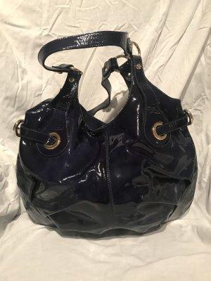 Francesco Biasia Pouch Bag dark blue