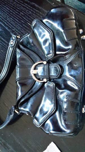Lackleder Handtasche von Goldpfeil