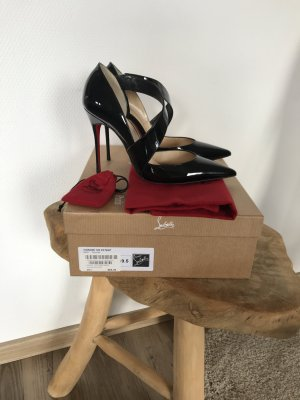 Lackleder High Heels Christian Louboutin