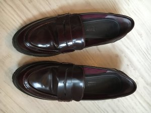 Lackleder Loafer Marco Tozzi