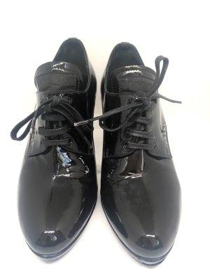 Lackleder Prada Schuhe mit Absatz 8cm
