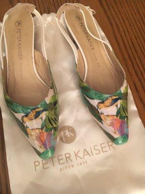 Peter Kaiser Sandals multicolored