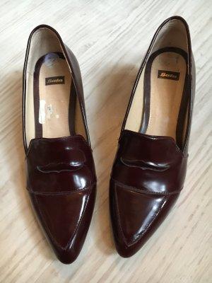 Lackleder Schuh von Bata