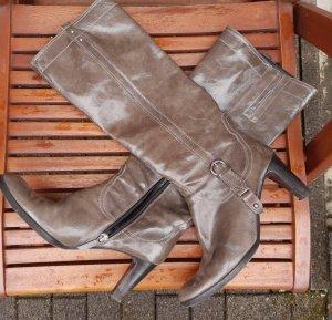 Lackleder Stiefel Kennel & Schmenger