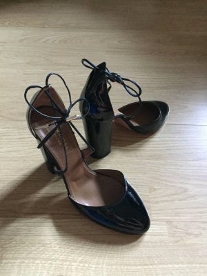 Aquazzura High Heels black leather