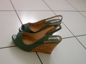 Lackpeeptoes/ Wedges Zara