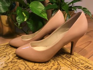Lackpumps Dorothy Perkins Nude