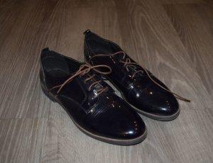 Graceland Pantoffels zwart