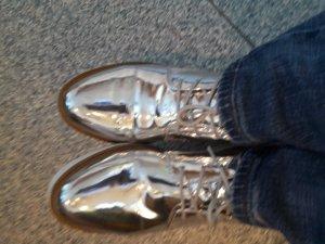Esmara Lace Shoes silver-colored