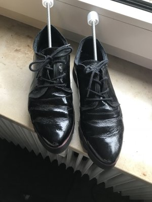Paul Green Business Shoes black
