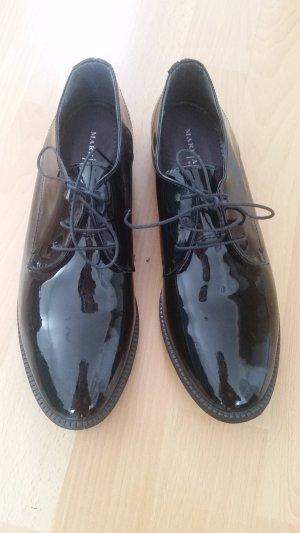 Mark Adam Zapatos estilo Oxford negro