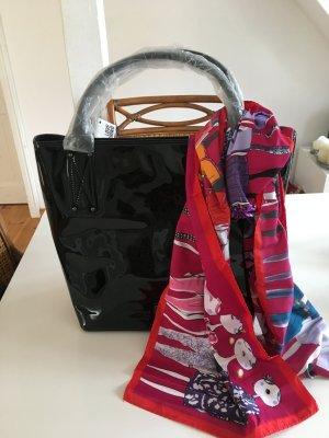 Love Moschino Carry Bag black
