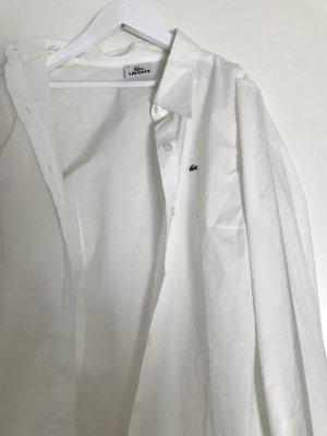 Lacoste Cuello de blusa blanco-verde