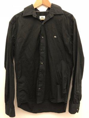 Lacoste Bluse in schwarz