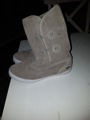 lacoste boots wie neu