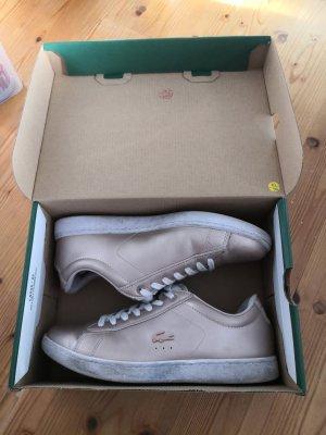 Lacoste Carnaby Evo Sneaker Rosegold