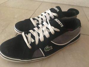 Lacoste Damen Sneaker schwarz