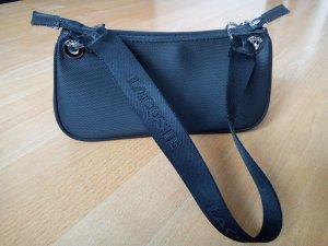 Lacoste Carry Bag black polypropylene
