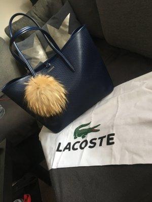 Lacoste Handtasche Blau
