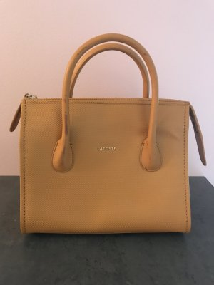 Lacoste Carry Bag gold orange