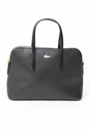 Lacoste Handtasche in Schwarz