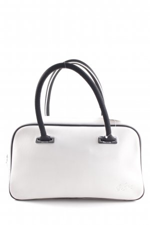 Lacoste Carry Bag black-white casual look