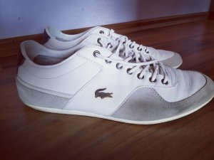 "Lacoste Herren Sneaker ""Taloire"", Leder, Design-Mix"