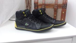 Lacoste High Sneaker in Schwarz Gr. 39,5