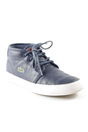 Lacoste High Top Sneaker mehrfarbig Casual-Look