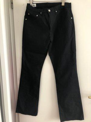 Lacoste Pantalón de cinco bolsillos negro