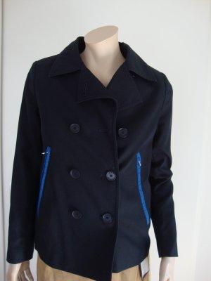 Lacoste Jacke 100% Original  dunkelblau Gr. 36 tolles Design