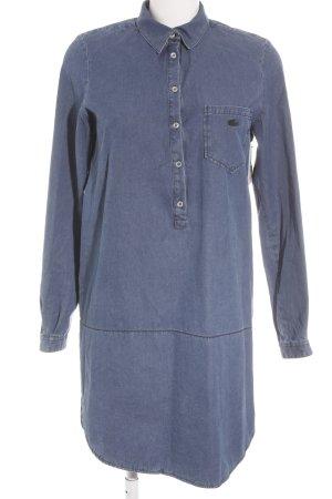 Lacoste Jeanskleid blassblau Casual-Look