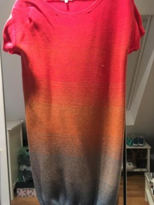 Lacoste Knitted Dress multicolored