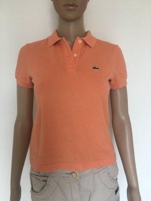 Lacoste Krokodil Logo coralle  orange Sommer Frühling Polo Sport Tennis Golf klassisch Basic musthave Klassiker Designer