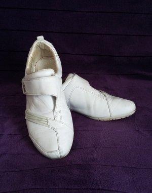 Lacoste Klittenband Sportschoenen wit