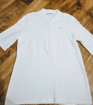 LACOSTE Long Tunika Poloshirt