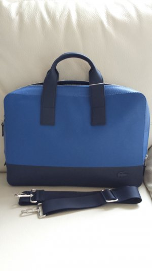LACOSTE NOTEBOOK  Bag Cow Leather