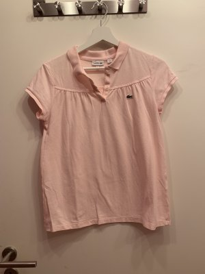 Lacoste Top Polo rosé-rose clair