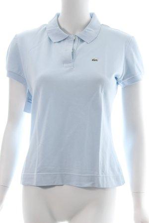 "Lacoste Polo-Shirt ""F4811"" himmelblau"