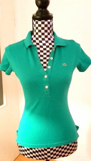 LACOSTE polo shirt Gr. S