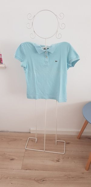 Lacoste Polo Shirt, Größe 40, hellblau