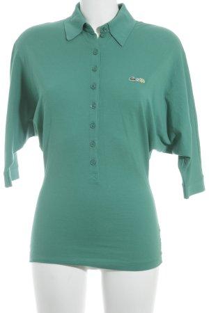 Lacoste Polo-Shirt grün Casual-Look