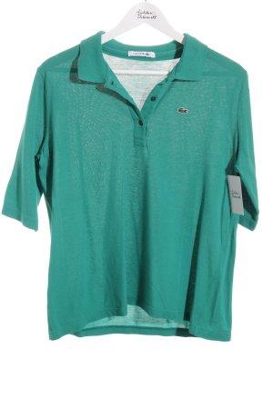 Lacoste Polo-Shirt grün sportlicher Stil