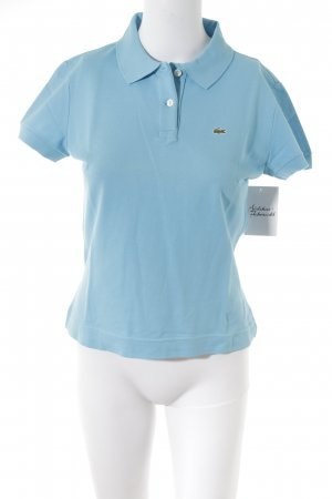 Lacoste Polo-Shirt hellblau Casual-Look